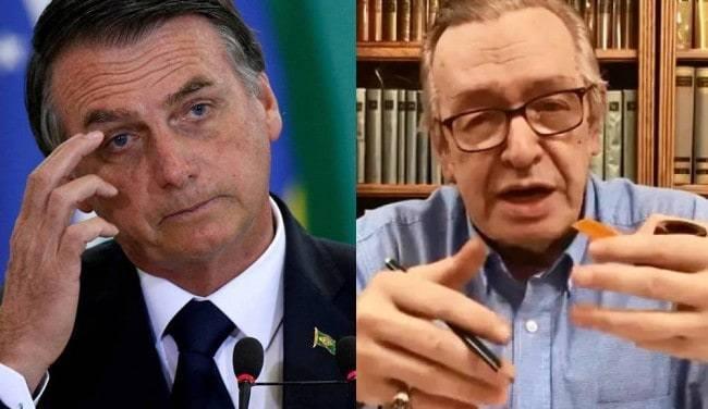 DAS TUITADAS DE BOLSONARO  AO LIVRO DO ABADE DINOUART
