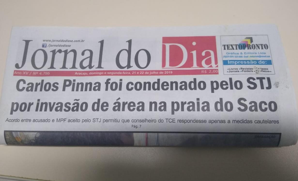 """O ATO SEM O FATO OU A """"BIOGRAFIA"""" DO JORNAL"""
