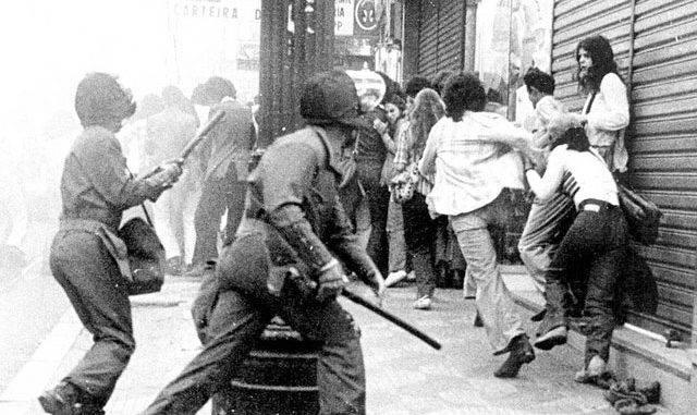 1964, FOI ONTEM?