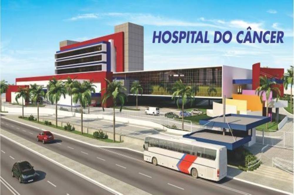 O Hospital do Câncer, um passo muito além das pernas curtas
