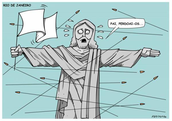 O RIO CHEGA AO TIROTEIO Nº 3000