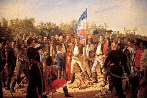 Os trintas e três uruguaios e as nossas humilhações