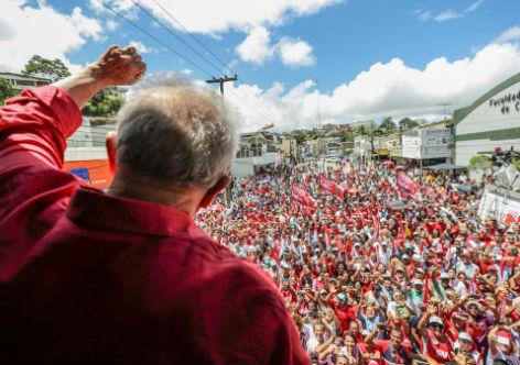 Os rastros de Lula em Sergipe