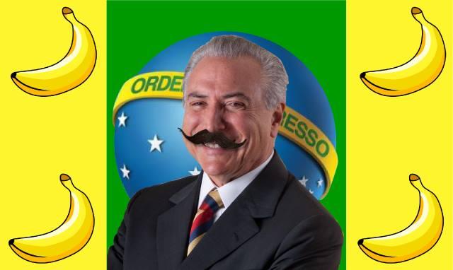Brasil, quase uma Banana´s Republic